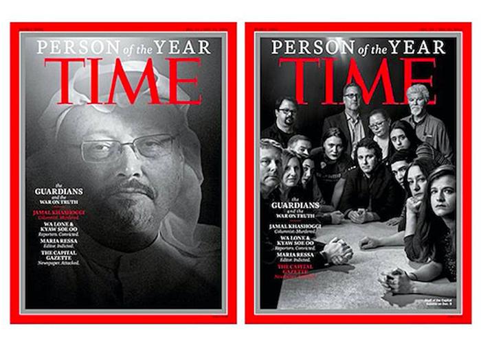 Esta es la persona del año según la revista TIME