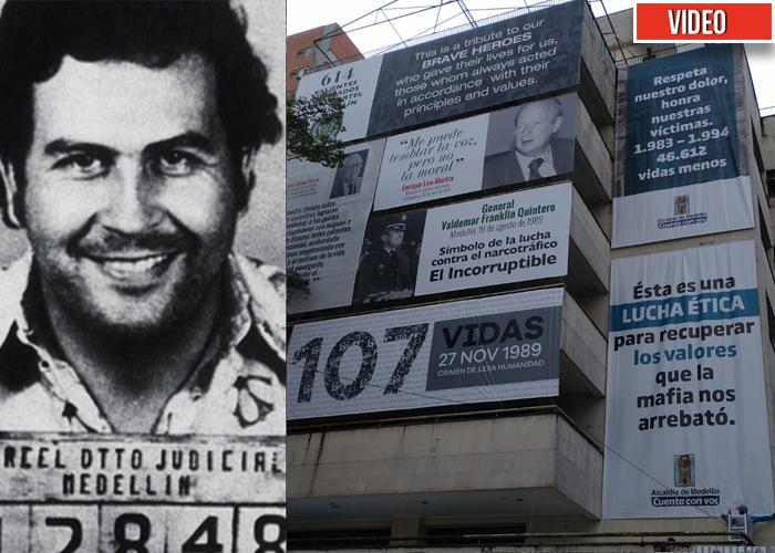 Adiós al Mónaco, el cuartel mayor de Pablo Escobar