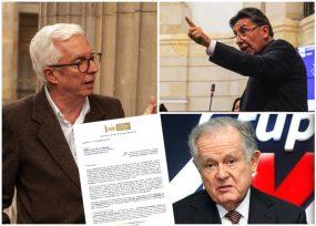 Robledo le lanza la pelota a la Superfinanciera en caso fiscal Martínez-Odebrecht-Grupo Aval
