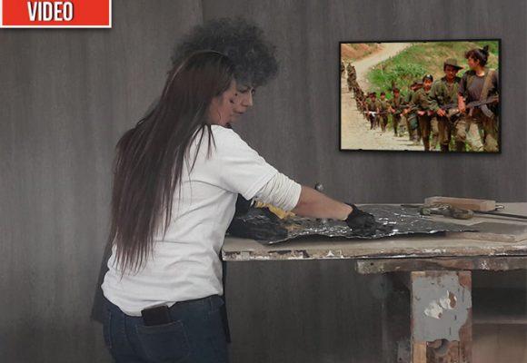 A dónde fueron a parar las armas de las FARC