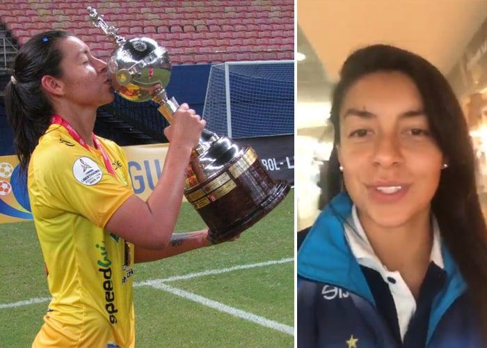 Acá prefieren a borrachos como Asprilla que a verdaderas campeonas como Yoreli Rincón