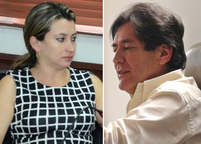 Polémica pelea entre la alcaldesa de Calarcá y la empresa de servicios públicos