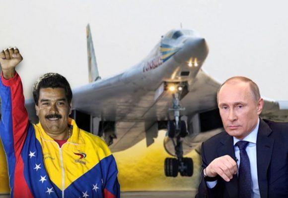 Putin no descarta más apoyo militar a Maduro