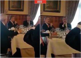 Duque regresó al canto, ahora con Lenin Moreno [VIDEO]