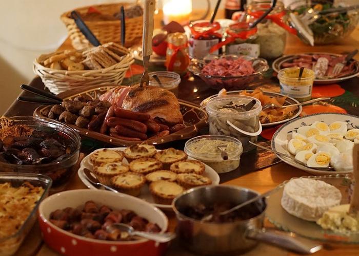 Invita a un venezolano a tu cena de Navidad