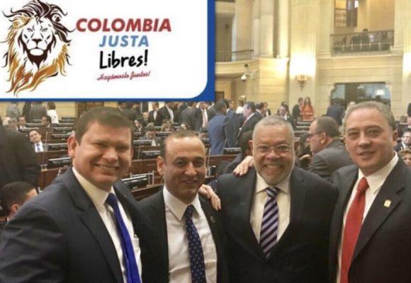 Senadores de Colombia Justa Libres donan 30% de su salario a los niños de La Guajira