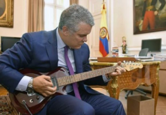 Presidente, ¡no cante más!