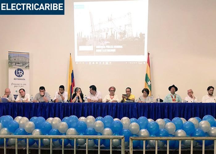 Así fue la audiencia de Electricaribe en Barranquilla