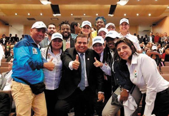 Gobernador del Cauca, entre los tres mejores del país