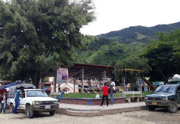 El Mango, sur del Cauca, una población sobreviviente de la guerra con esperanzas de paz