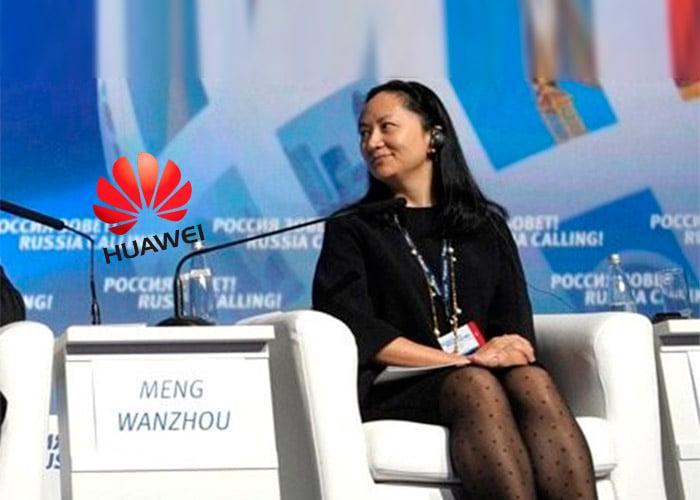 Detención de la heredera de Huawei complica la relación China-EE.UU.