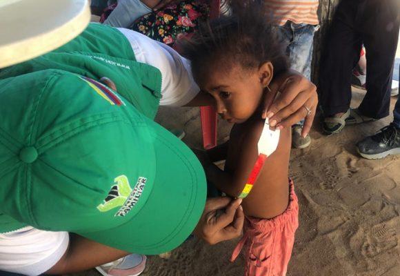 En esta Navidad, ni un niño muerto más por desnutrición en La Guajira