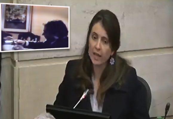 El dossier de Paloma contra Petro