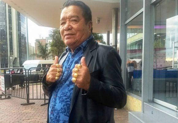 No hay diciembre sin Pastor López y su despecho bailable