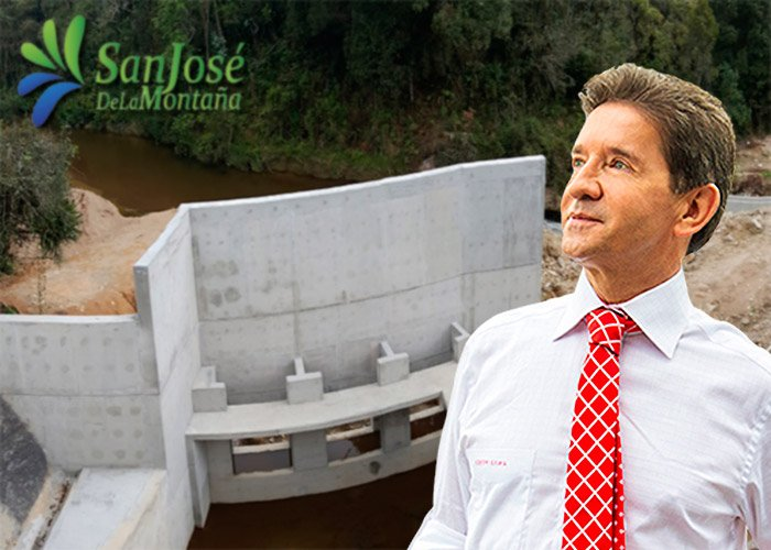 Pequeñas hidroeléctricas de Antioquia, proyectos que le dieron el triunfo al IDEA