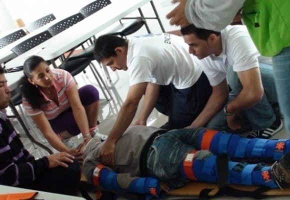 ¡Médico, médico!… papás, a aprender primeros auxilios
