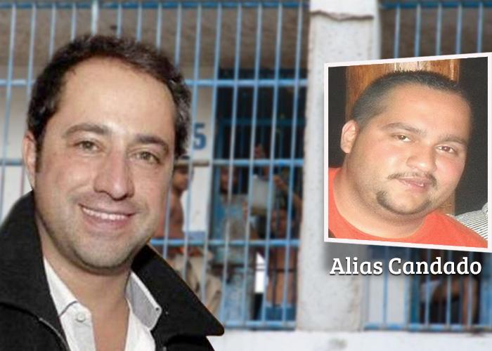 Candado, el Paraco que protege Rafael Uribe Noguera en la cárcel de la Tramacúa