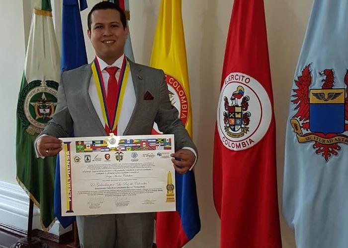 Un reconocimiento a Sergio Andrés Caballero y su defensa de los derechos humanos