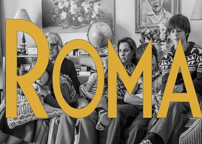 'Roma', el poema de Cuarón