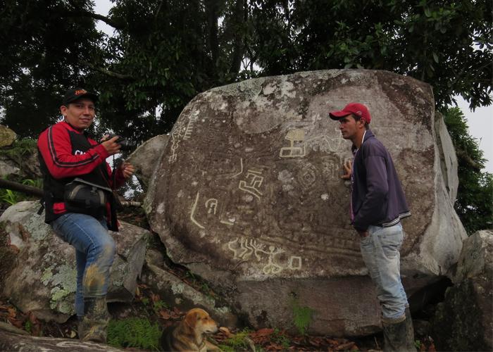 El Tambillo (Huila), un inusual lugar por descubrir