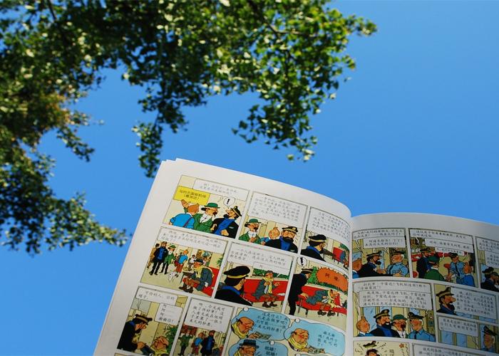 De cuentos e historietas no tan inocentes