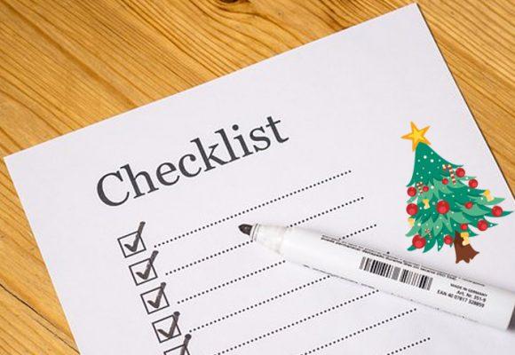 Siete tips para organizarte esta Navidad