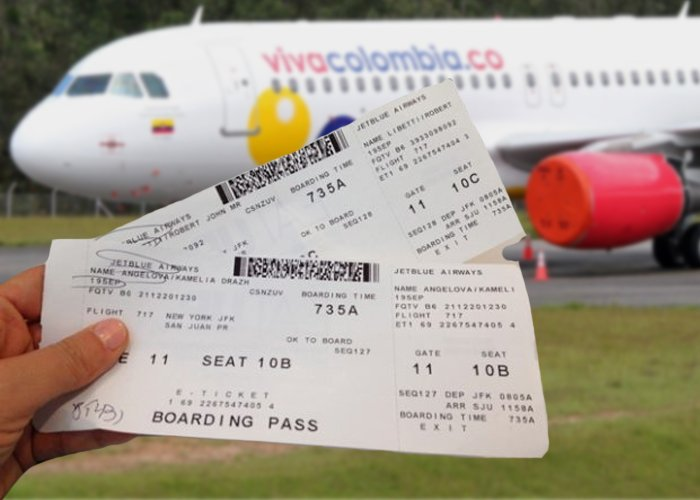 La pesadilla de comprar tiquetes en Viva Air