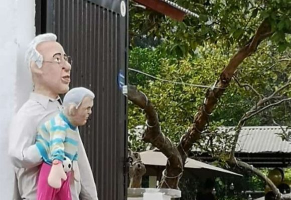 Uribe y Duque: dos muñecos de año viejo