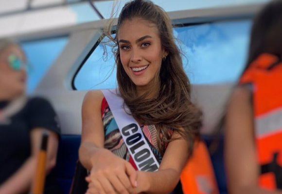 A la Señorita Colombia le fue mal en Miss Universo por