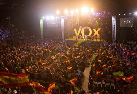Vox, la cólera de Dios
