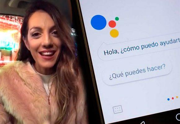 [Video] ¿Es una paisa la que hace la voz de Google?