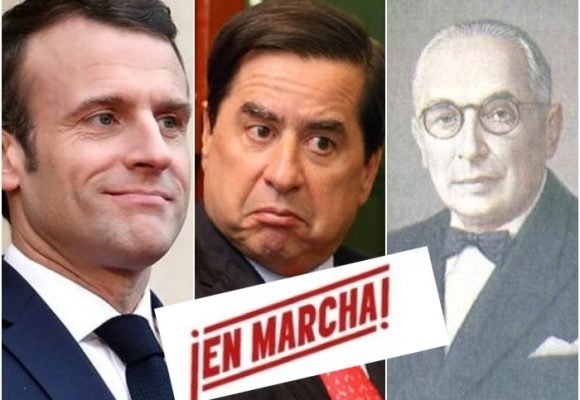 En Marcha, el movimiento de Cristo inspirado en López Pumarejo y Macron