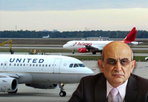 Efromovich perdería el 20% de sus aviones en Brasil