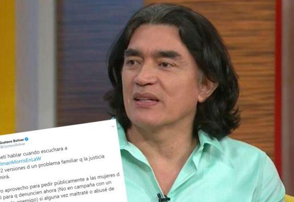 Gustavo Bolívar pone condiciones para denunciar acoso sexual