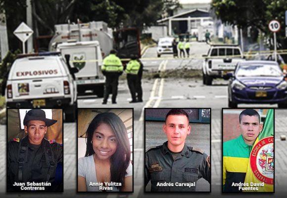 Cuatro cadetes de la General Santander dan la pelea por sus vidas