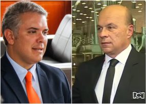 La voltereta de Carlos Antonio Vélez contra Duque