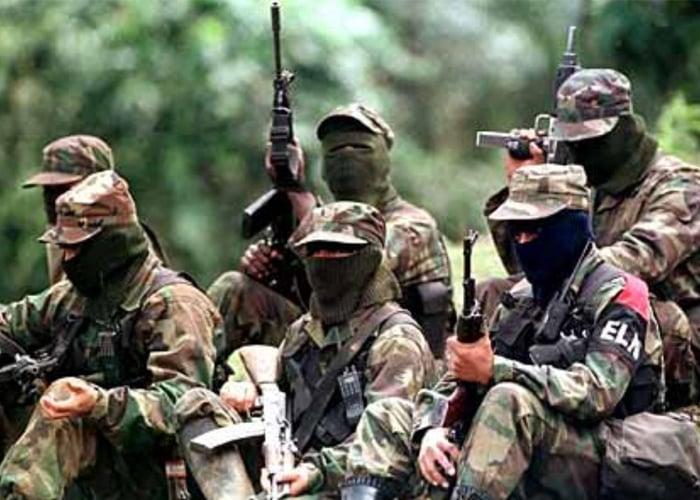 ELN, un grupo armado desconectado del movimiento social