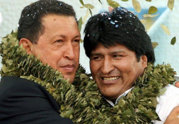 ¿Por qué Evo Morales sigue enganchado al chavismo?