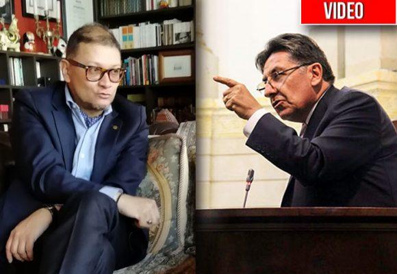 """""""Queremos avergonzarlo frente al propio Búnker desde el que ataca"""": Fabián Sanabria"""