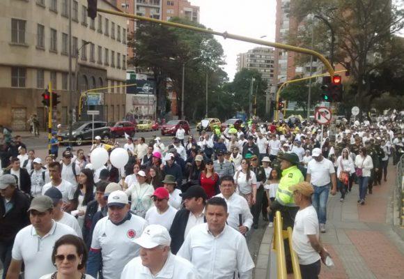 Marcha uribista significa marcha del odio