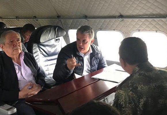 Primera reacción de gobierno contra ELN: Consejo de Seguridad en el Catatumbo