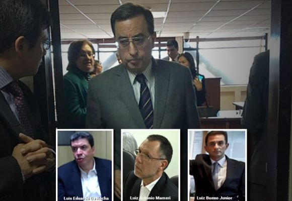 Los tres brasileños listos para hundir a José Elías Melo