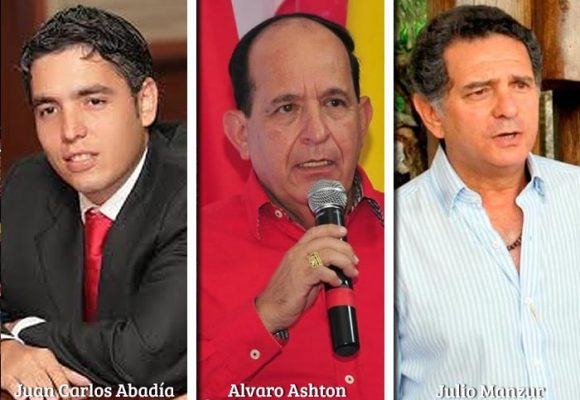Los diez clientes del exfiscal Luis Gustavo Moreno salpicados