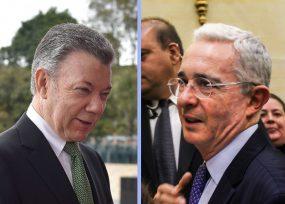 Un nuevo trapito al sol de Uribe a Santos