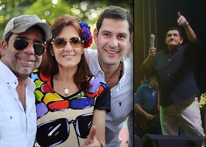 FOTOS El parrandón de los Mello Cotes: cumpleaños con sabor político