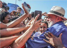 Mensaje de Lula desde la prisión