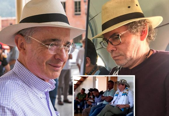 Matrimonio Uribe-Farc en Antioquia: una alianza impensable