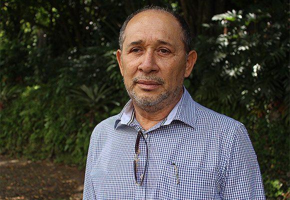 El exmagistrado Pinilla, otro de los colombianos forzados a salir de Guatemala