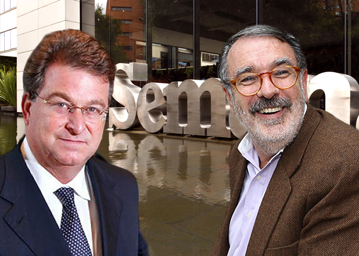 Jaime Gilinski, el nuevo socio de Felipe López en Semana