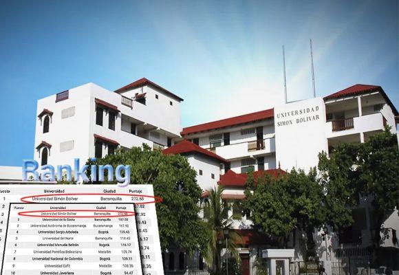 Universidad Simón Bolívar es la más innovadora del país
